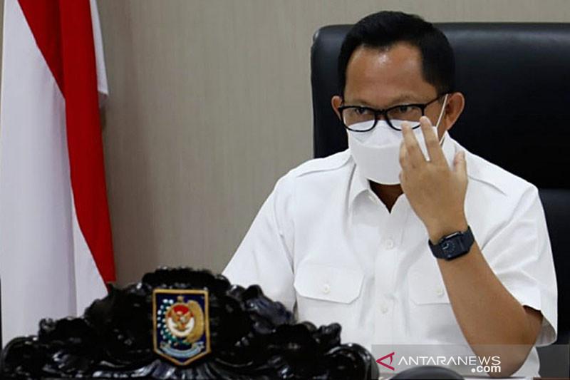 Sepekan, Inmendagri PPKM Jawa-Bali hingga ajakan sabar hadapi pandemi