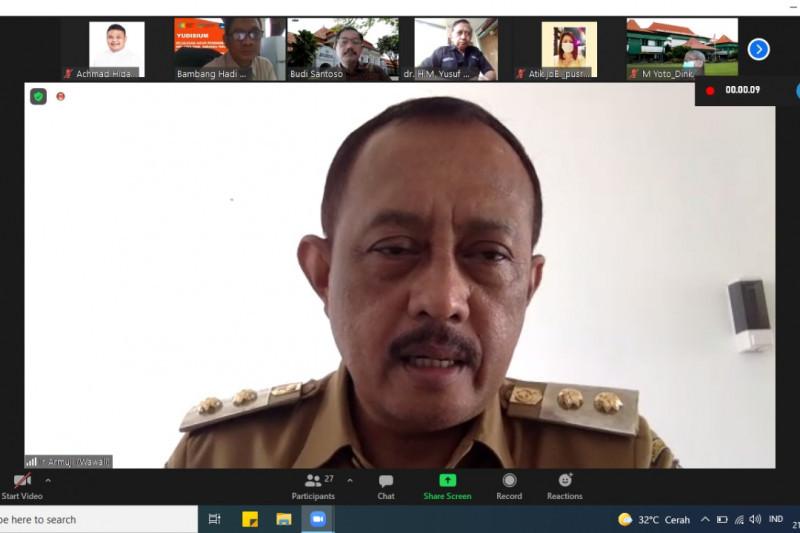 Wawali Surabaya usul ke Kemenkes percepat rekrutmen relawan nakes