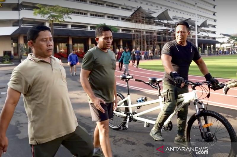 Kepala Staf TNI AD dukung pemulihan prajurit yang kena gangguan saraf