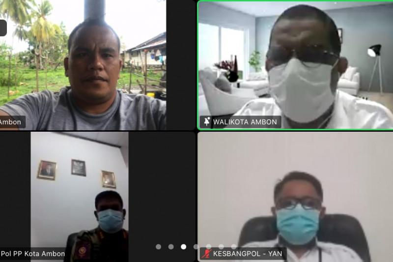 Jubir satgas: Wali Kota Ambon positif COVID-19