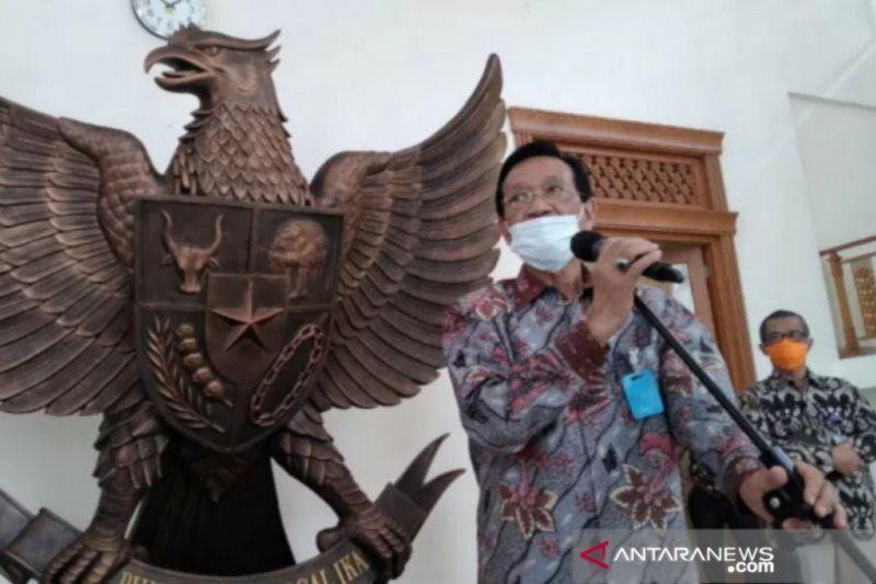 Sultan HB X pastikan penyaluran bansos untuk warga DIY dipercepat