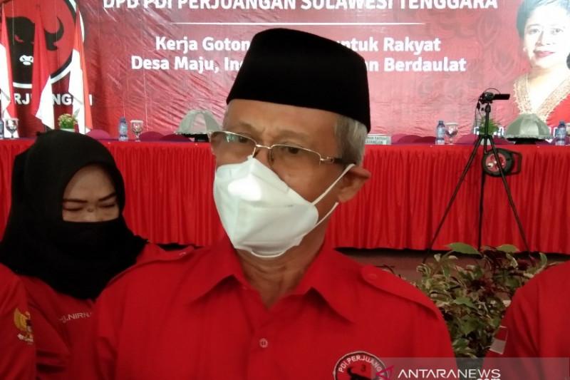 PDIP Sultra dukung Puan Maharani maju Pilpres 2024