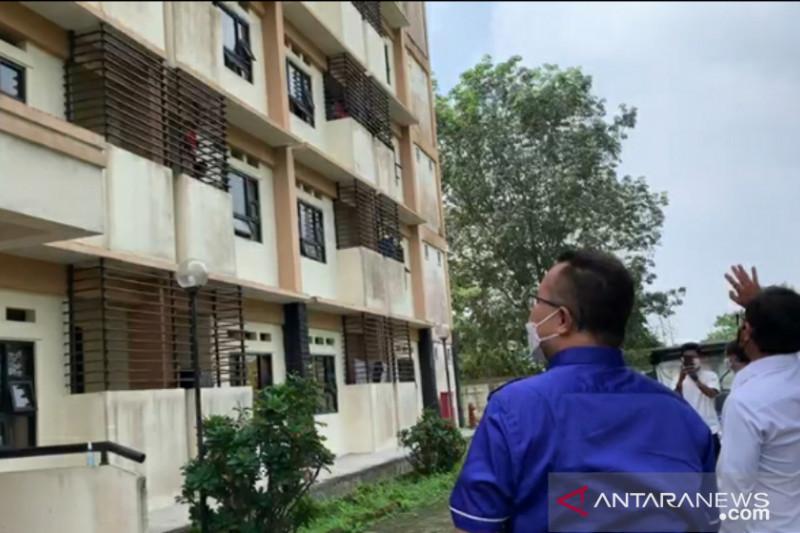 Wali Kota Bogor minta pasien COVID-19 diisolasi di Asrama IPB ditambah