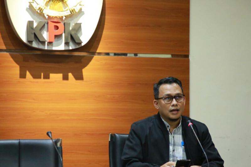 KPK konfirmasi mantan penyidik Robin terkait kasus sugaan suap