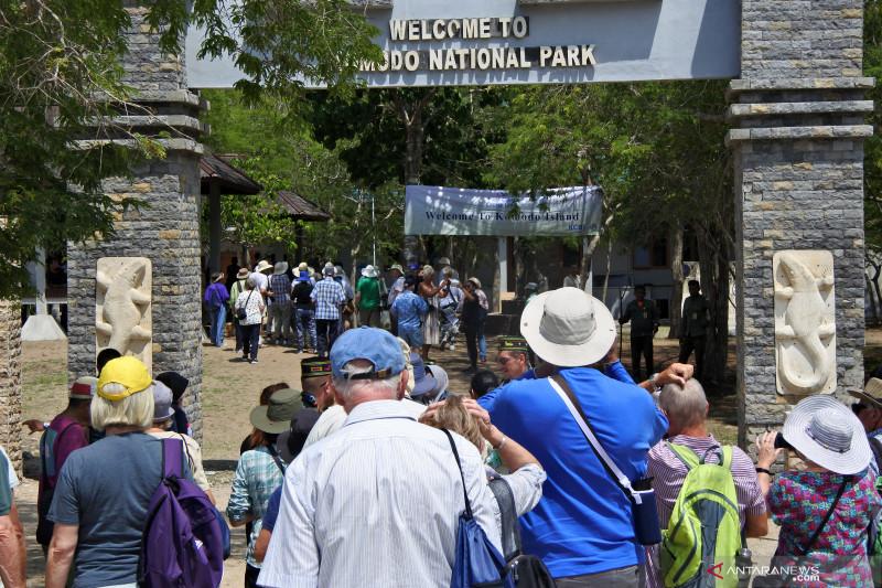 Jumlah wisatawan ke Labuan Bajo hanya 19.136 orang