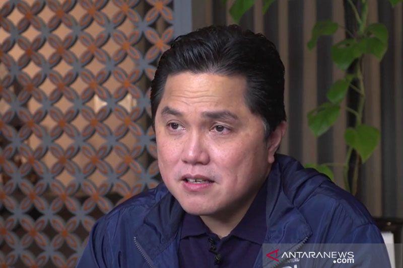 Menteri BUMN memastikan ketersediaan obat COVID-19 hingga September 2021