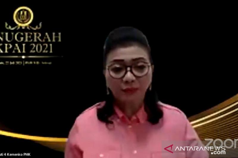 Kemenko PMK: Anugerah KPAI ingatkan pentingnya pemenuhan hak anak