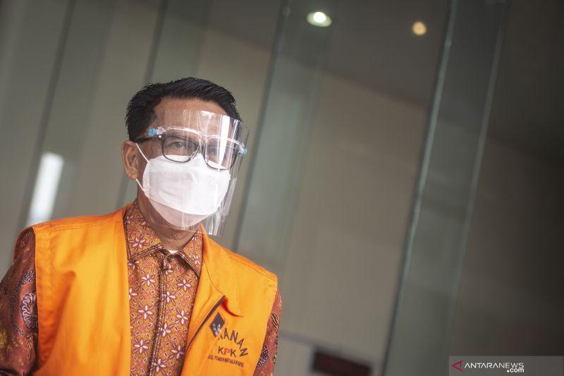 Nurdin Abdullah didakwa menerima suap dan gratifikasi Rp12,812 miliar