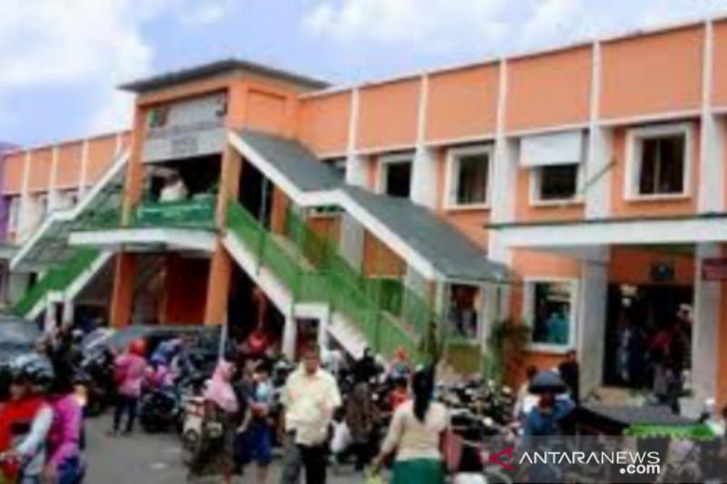 Pedagang non-pangan di pasar Kota Bogor boleh kembali jualan