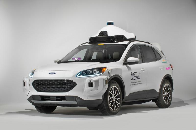 Ford, Lyft dan Argo AI bersatu bikin kendaraan otonom