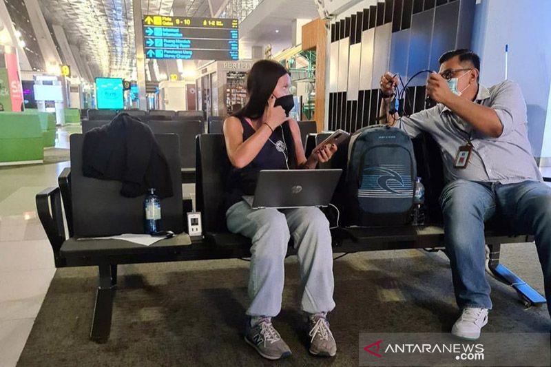 Imigrasi Bali deportasi WN Rusia yang viral tolak isolasi mandiri