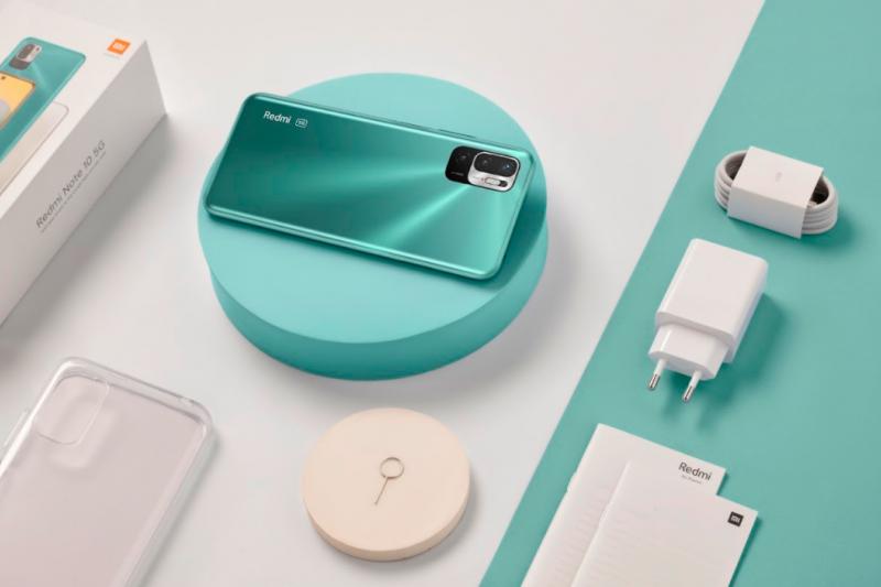 Redmi Note 10 5G meluncur, harga Rp3 jutaan