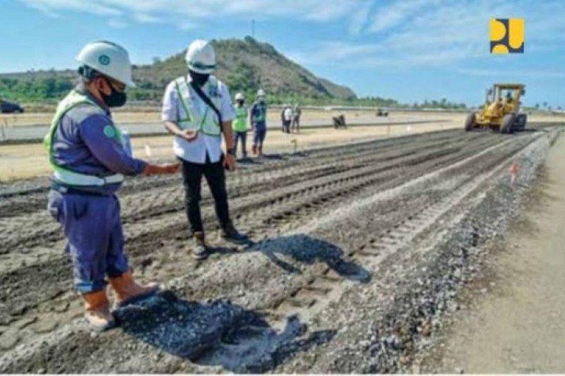 Bina Marga: Jalan nasional dari BIL ke Mandalika dalam kondisi mantap