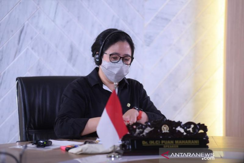 Ketua DPR: Anggaran penanganan COVID-19 juga untuk lindungi anak