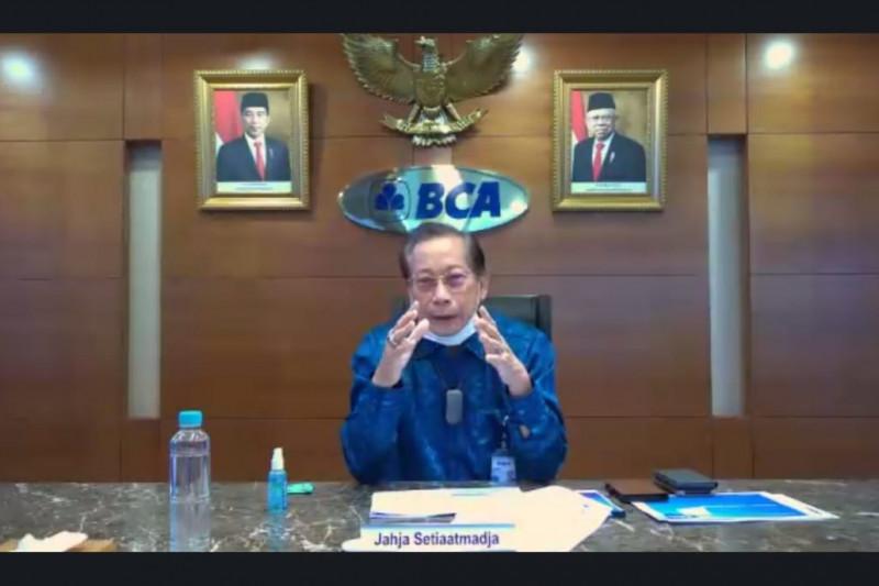 Presdir BCA tak ingin BCA Digital buru-buru IPO
