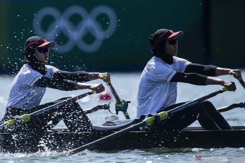 Mutiara/Melani jadikan Olimpiade Tokyo sebagai tolok ukur kemampuan