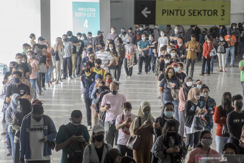 20.673.079 jiwa penduduk Indonesia telah menerima vaksin lengkap