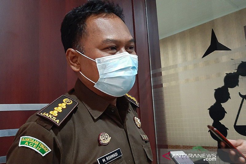 Kejati Aceh menghentikan penyelidikan indikasi korupsi pengaman jalan
