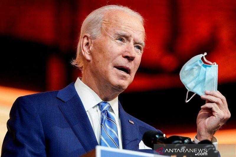 Biden: Pandemi berlanjut bagi mereka yang belum divaksin