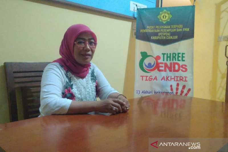 P2TP2A mencatat kasus penjualan orang di Cianjur meningkat