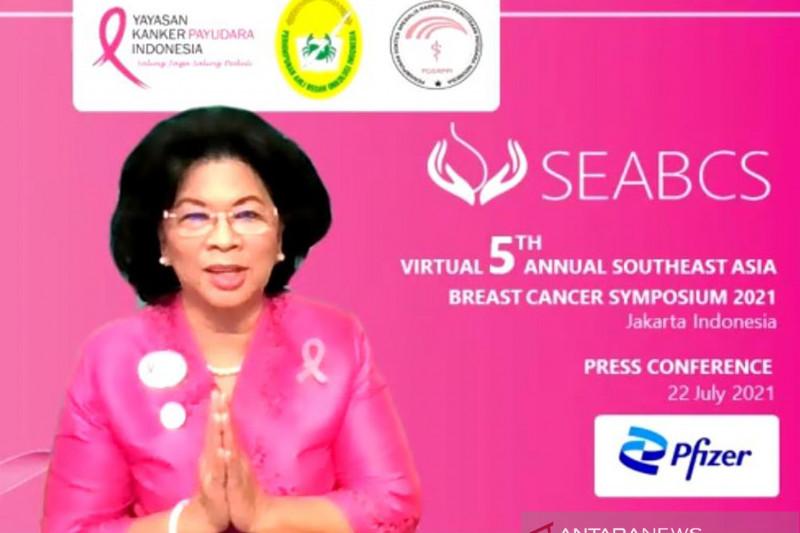 YKPI: Kerja sama pengendalian kanker payudara harus ditingkatkan
