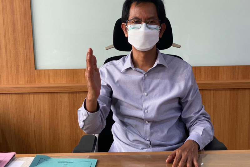 Ketua DPRD Surabaya sebut penanganan COVID-19 sejak awal gotong royong