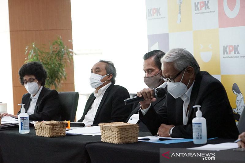 Dewas: Firli Bahuri tak sisipkan pasal TWK ke draf peraturan KPK