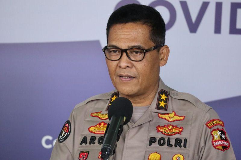 Polri: Satu tersangka 'unlawful killing' positif COVID-19