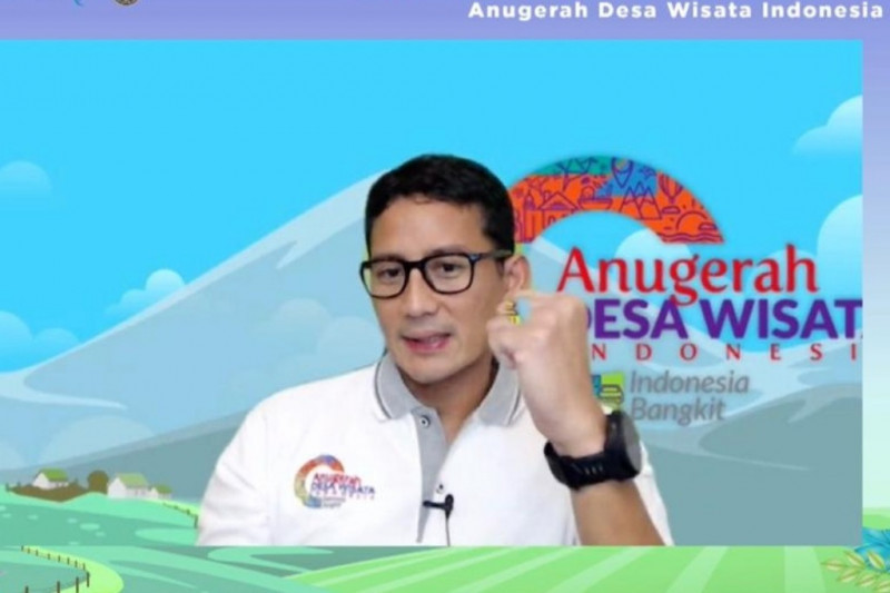 Menparekraf dorong desa wisata pulihkan ekonomi lewat ADWI 2021