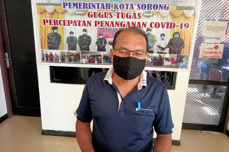 Kota Sorong tambah 36 pasien COVID-19