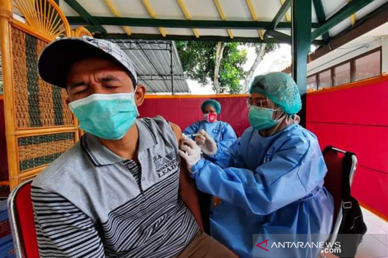 Pemkab: Masyarakat Bantul makin sadar pentingnya vaksinasi COVID-19
