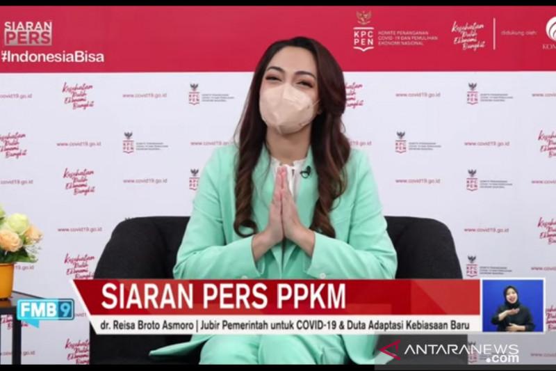 Reisa: Kondisi 80 juta anak Indonesia tidak sedang baik-baik saja
