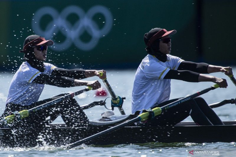 Mutiara/Melani hadapi lawan berpengalaman dalam Olimpiade Tokyo