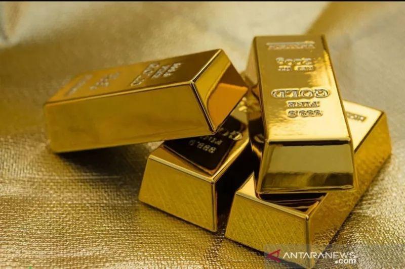 Harga emas naik di tengah kekhawatiran varian Delta COVID-19