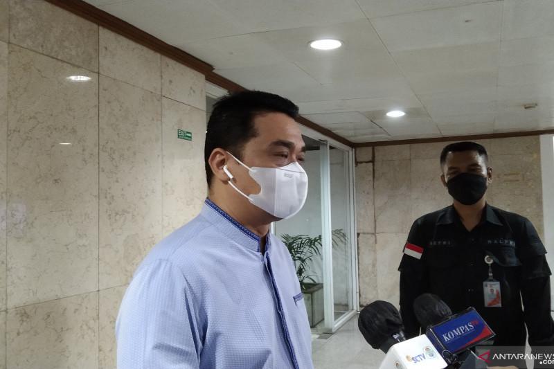 Wagub DKI: BOR rumah sakit di Jakarta turun jadi 77 persen