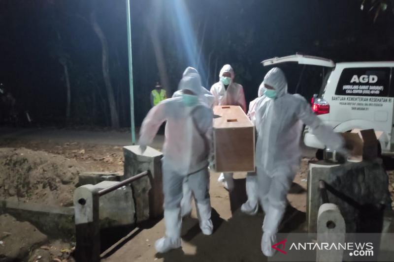 Kematian COVID-19 di Jember pecahkan rekor capai 57 kasus sehari
