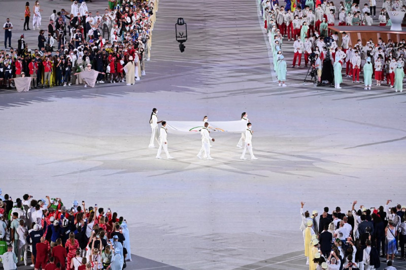 TV Korsel minta maaf telah olok-olok defile atlet Olimpiade Tokyo