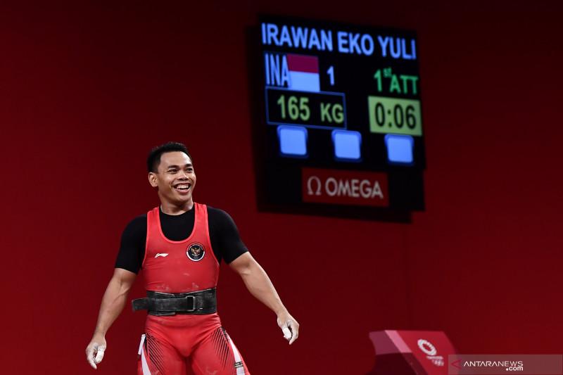 Menpora berharap Eko Yuli turut andil dalam bina lifter junior