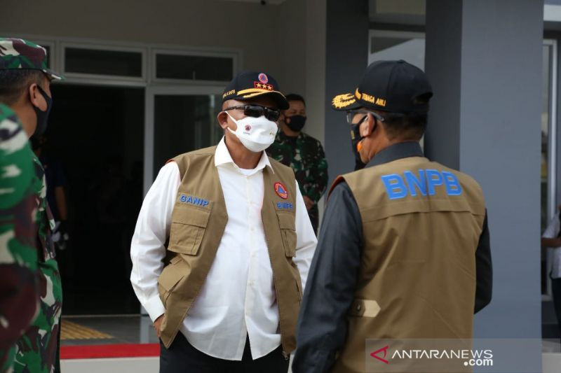 Tinjau Wisma Jalak Harupat, Satgas COVID-19 minta terapkan prokes