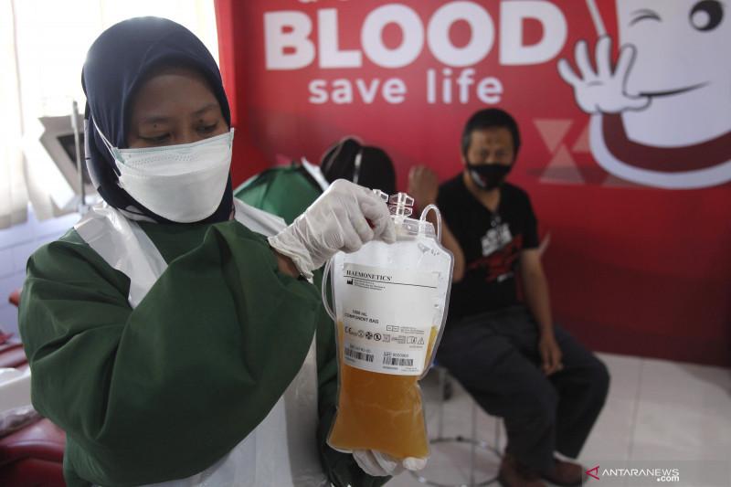 Penambahan mesin pengambilan donor plasma