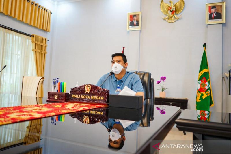 Wali Kota: keterisian tempat tidur di Medan 60,7 persen
