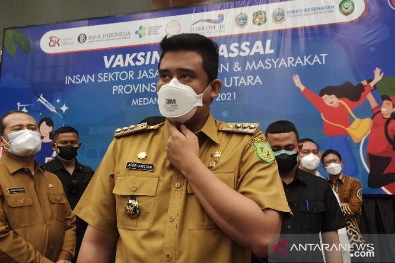 Wali Kota sebut kasus positif COVID-19 di Medan terus meningkat tajam