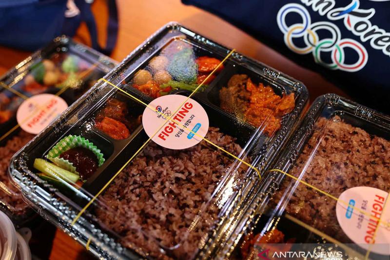 Korsel kirimkan koki khusus untuk sajikan makanan bagi atlet Olimpiade