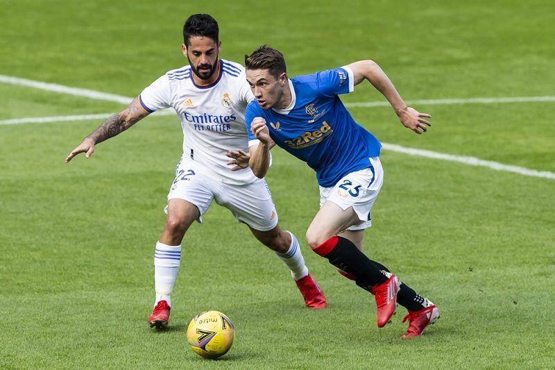 Real Madrid dipecundangi Rangers dalam laga persahabatan