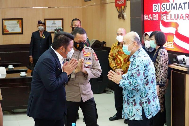 Pengusaha asal Aceh sumbang Rp2 triliun bantu Sumsel atasi COVID-19