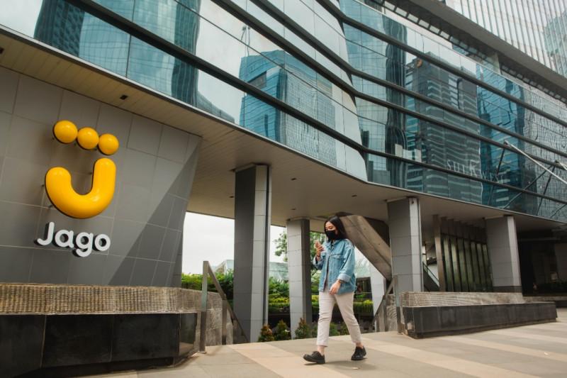 Bank Jago resmikan Unit Usaha Syariah perluas pasar