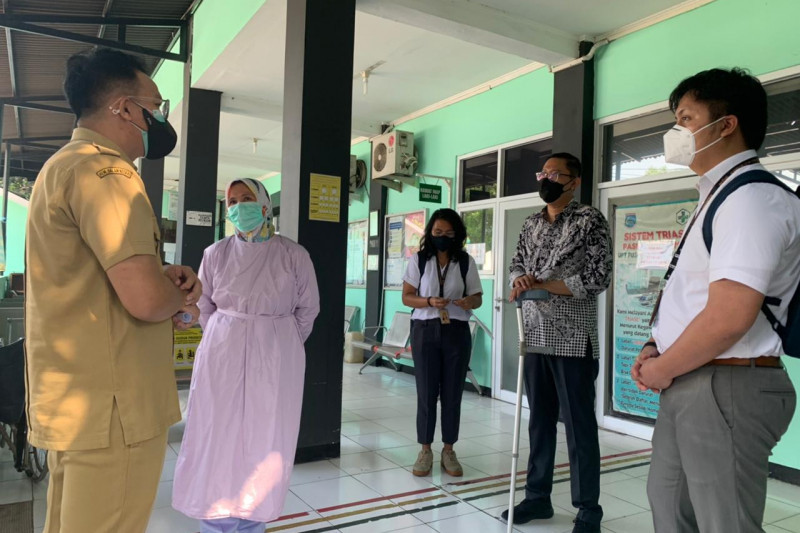 KSP: Pasokan oksigen di Tangerang Selatan mencukupi