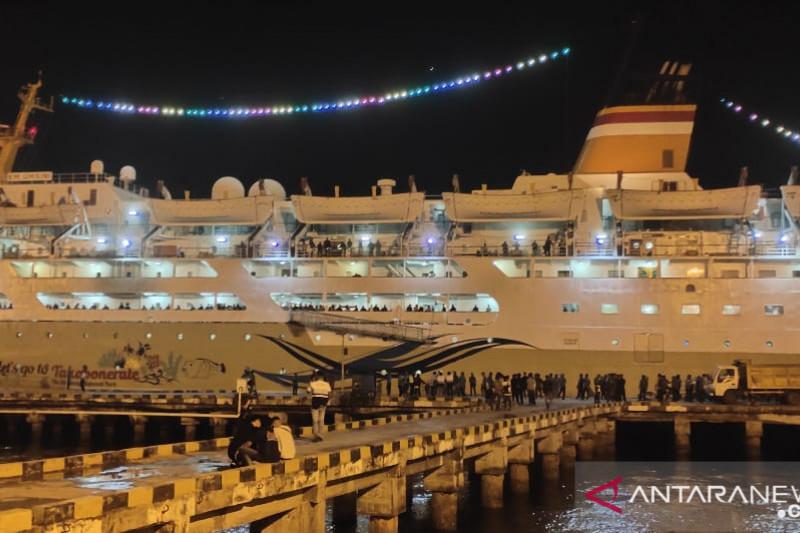 Kapal penumpang dilarang masuk NTT hingga 8 Agustus