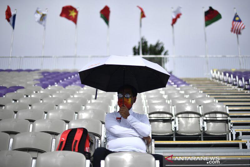 Venue Olimpiade tanpa sorak penonton