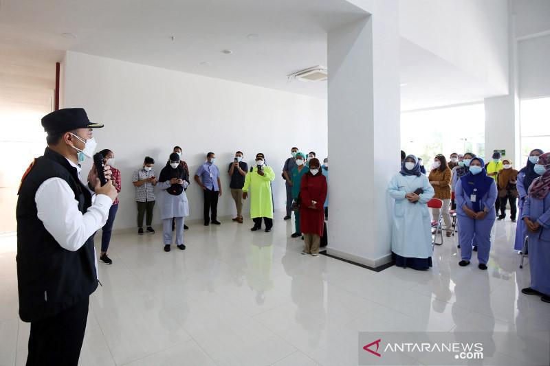 Insentif nakes di Surabaya periode 2020-2021 sebesar Rp89 miliar cair
